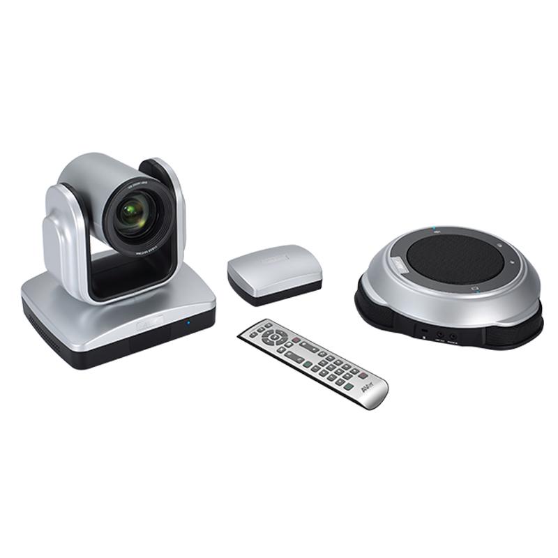 AVER VC520 USB Conferencing Camera Set (Speakerphone, Camera and Remote Control)