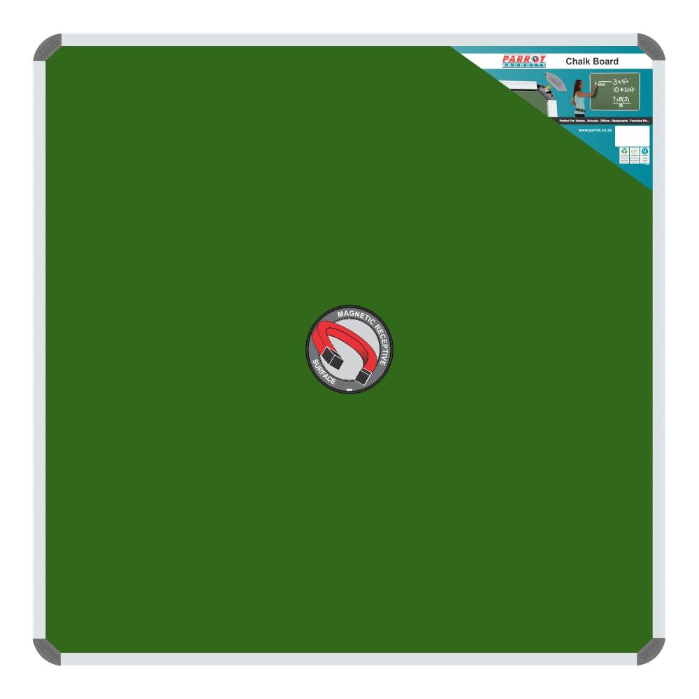Magnetic Chalk Board (1000*1000mm)