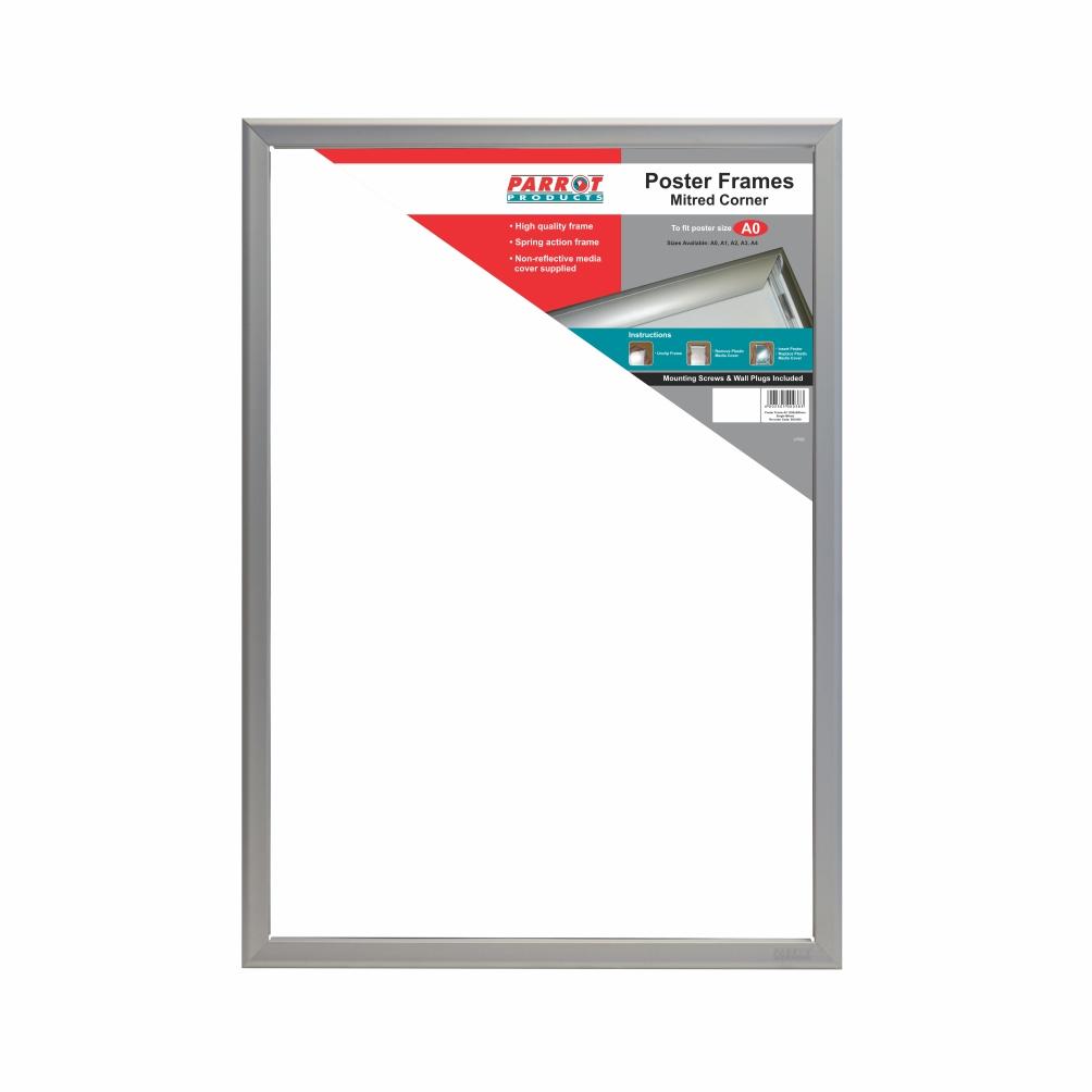 Poster Frame (A0, 1250*900mm, Single Sided, Mitred Corner)