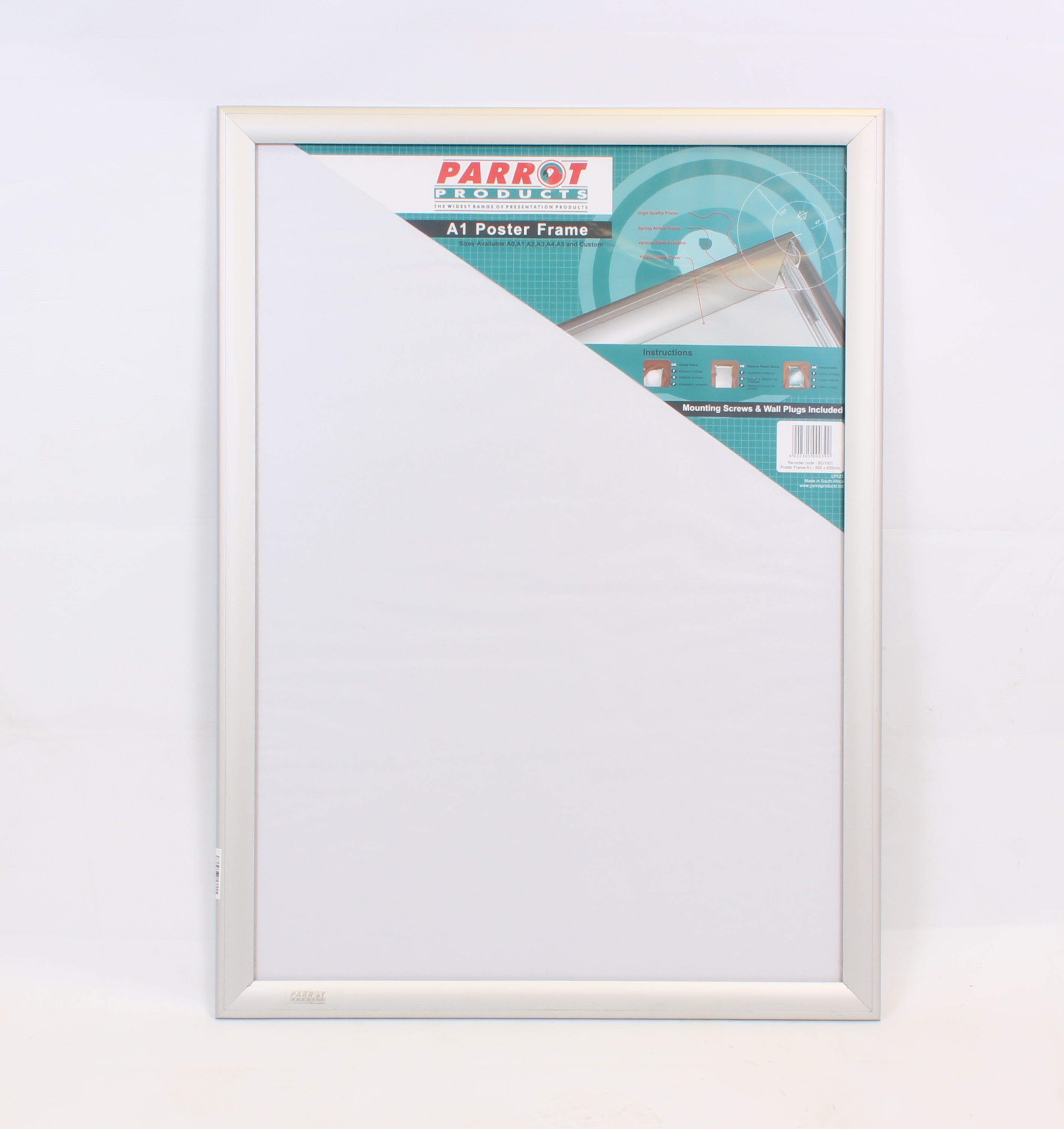 Poster Frame (A1, 900*655mm, Double Sided, Mitred Corner)