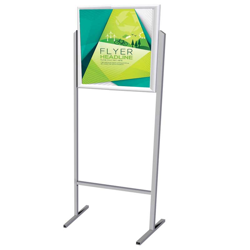 Poster Frame Stand (A2, Double Sided, Landscape)