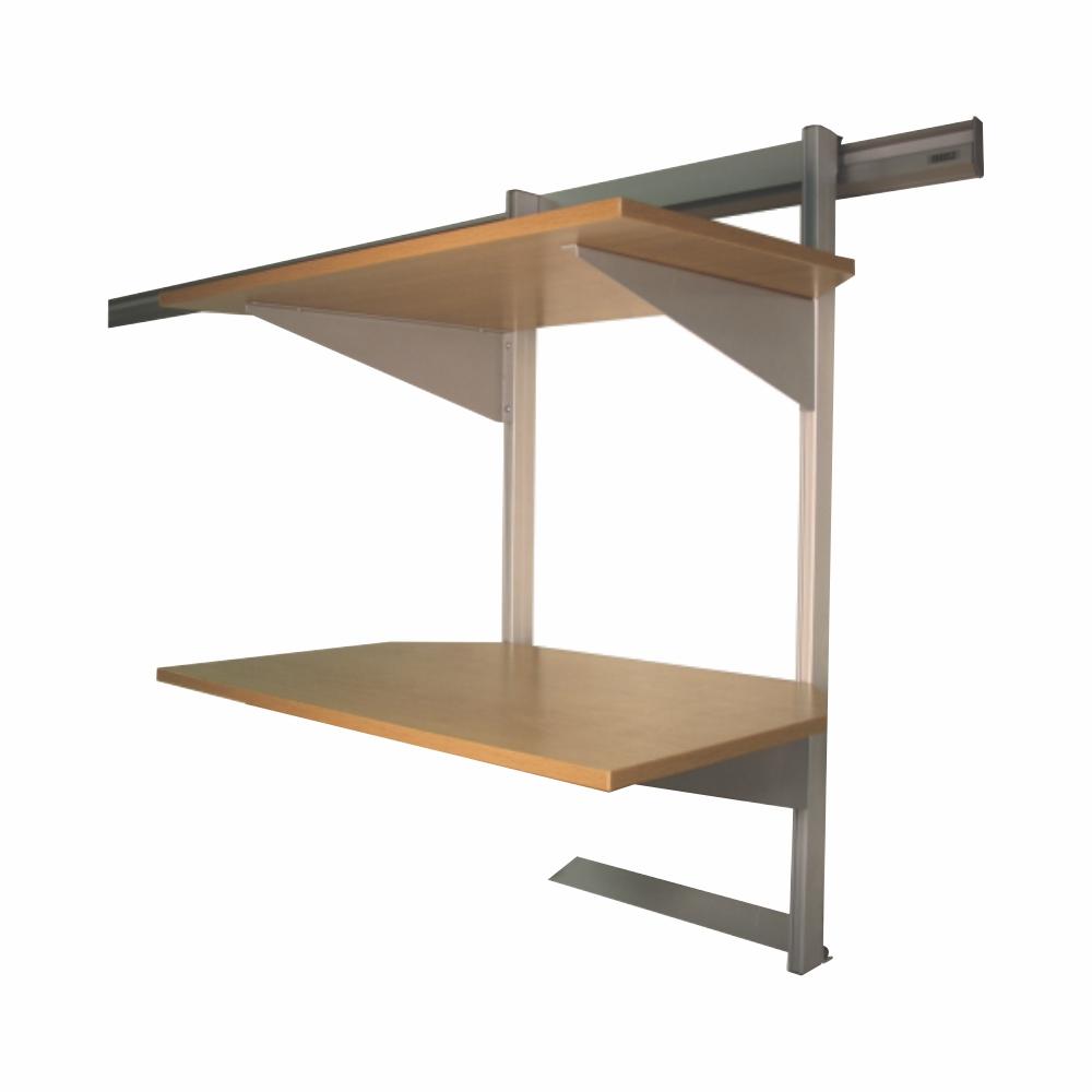 Easy Rail Three Shelf Unit 750*500mm