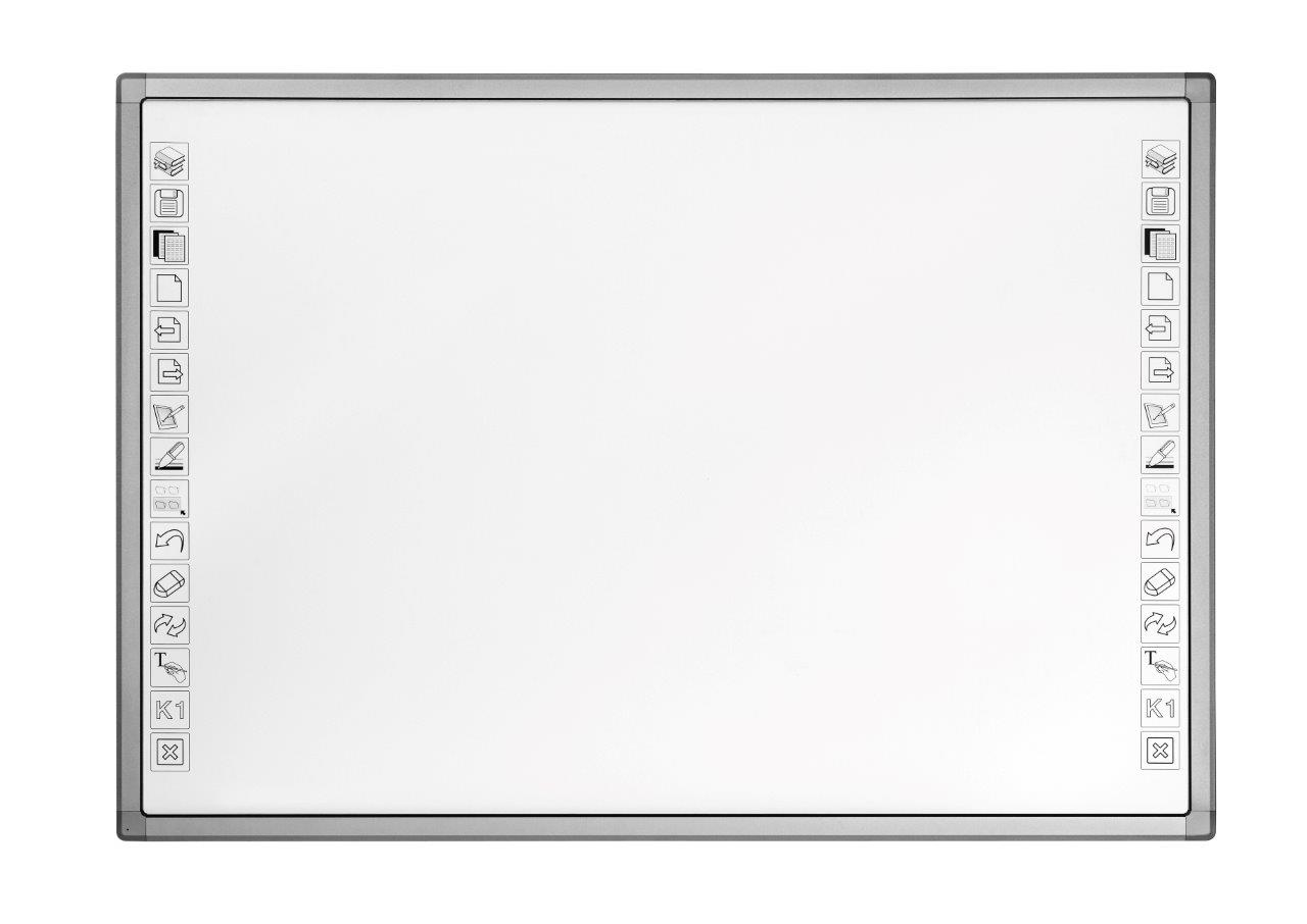 """Interactive Whiteboard (Multi Touch, 78"""")"""
