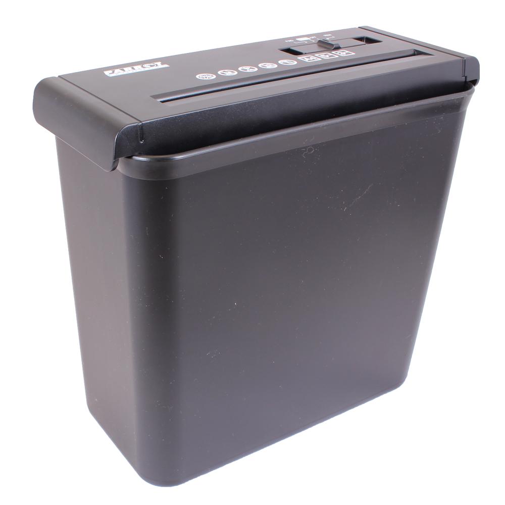 Paper Shredder (5 Sheet, 6.8mm, Strip Cut - Low Security)