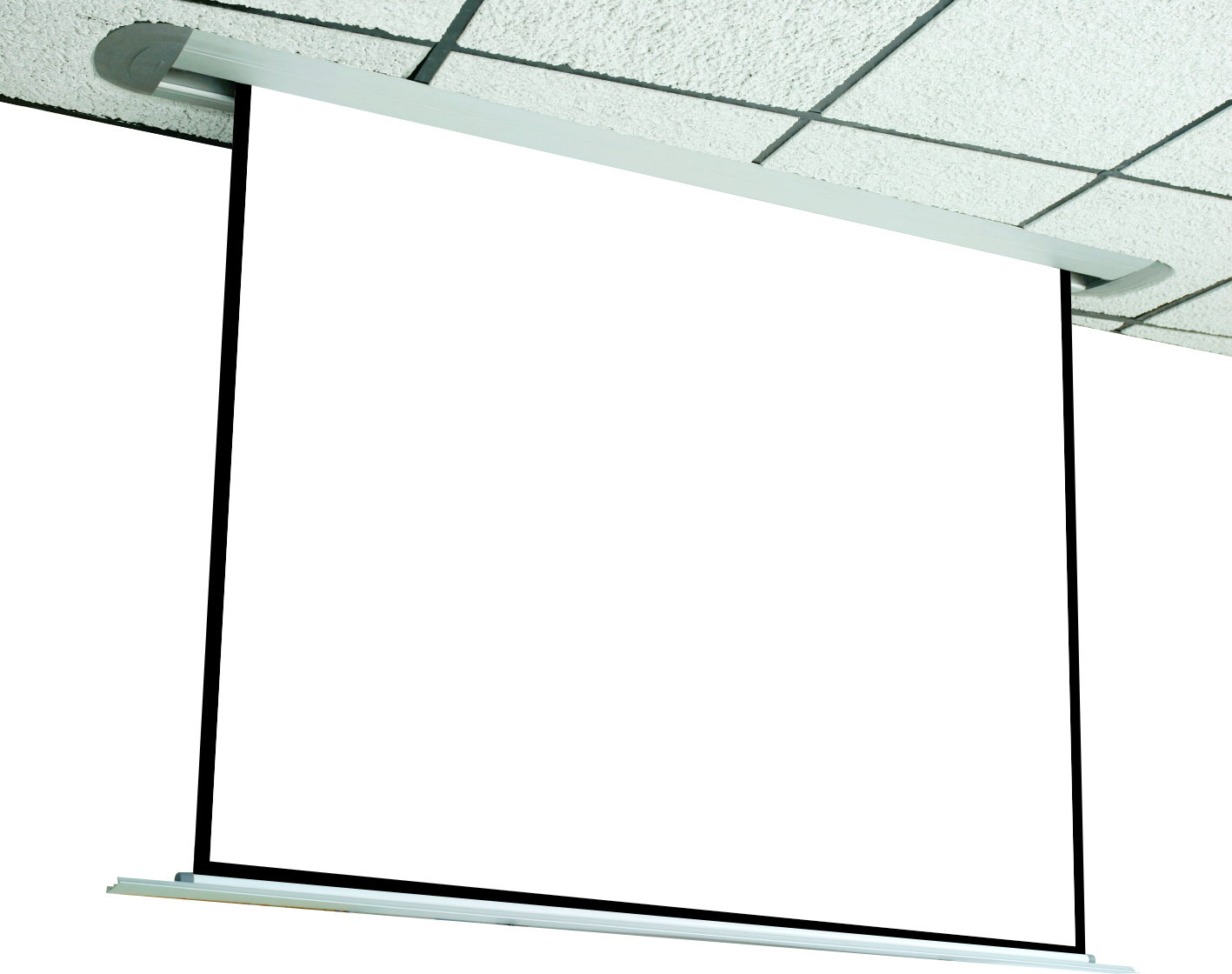 Projector Screen Ceiling Box To Fit 2130 Screen (2530mm)