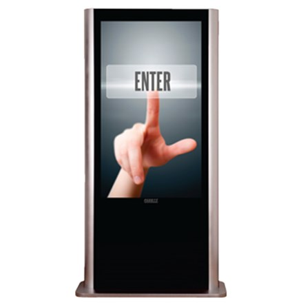 Floor Standing Touch Screen Digital Sign - 47""