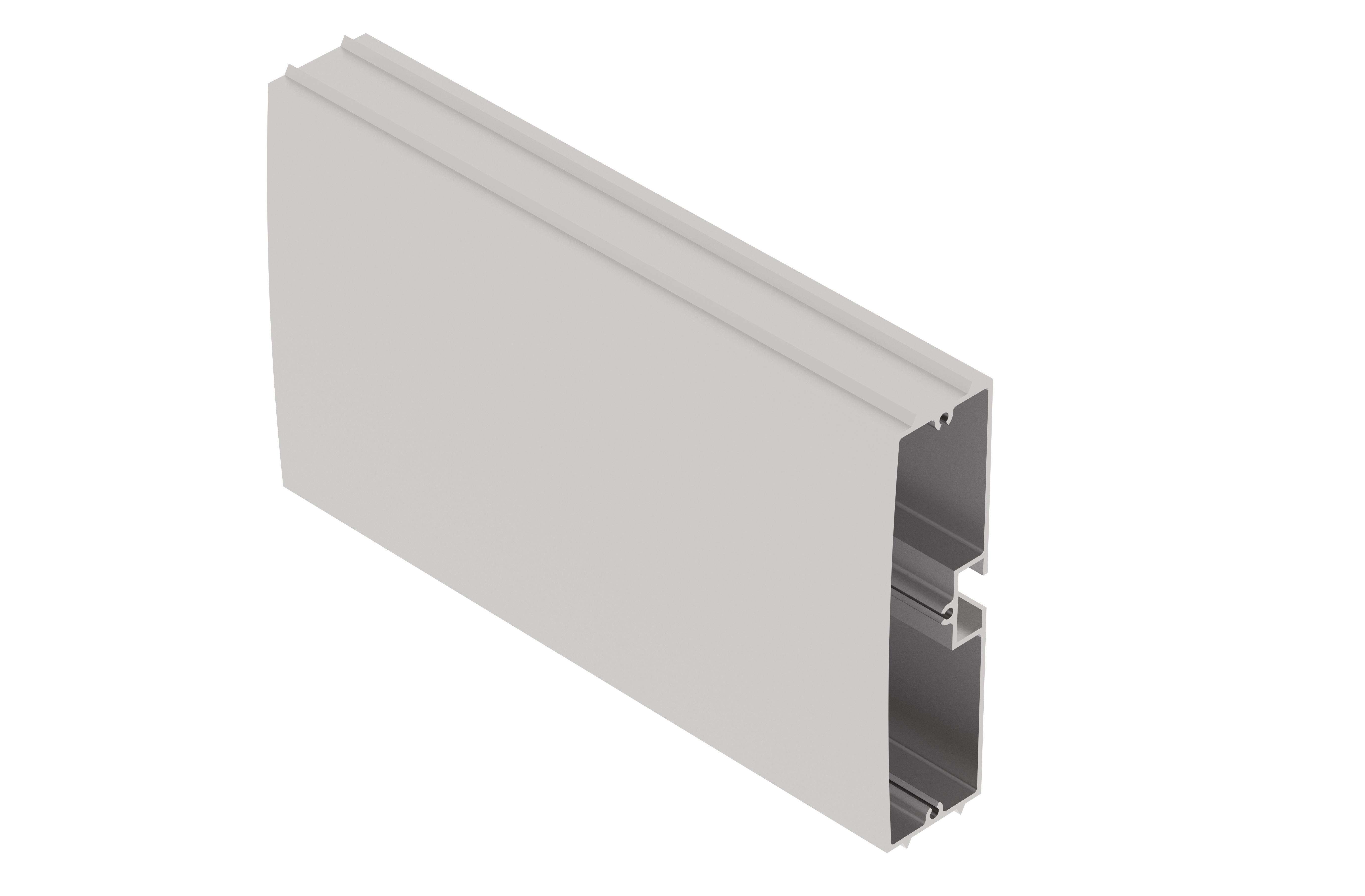 Sign Frame Aluminium Extrusion Centre (150 x 3600mm)