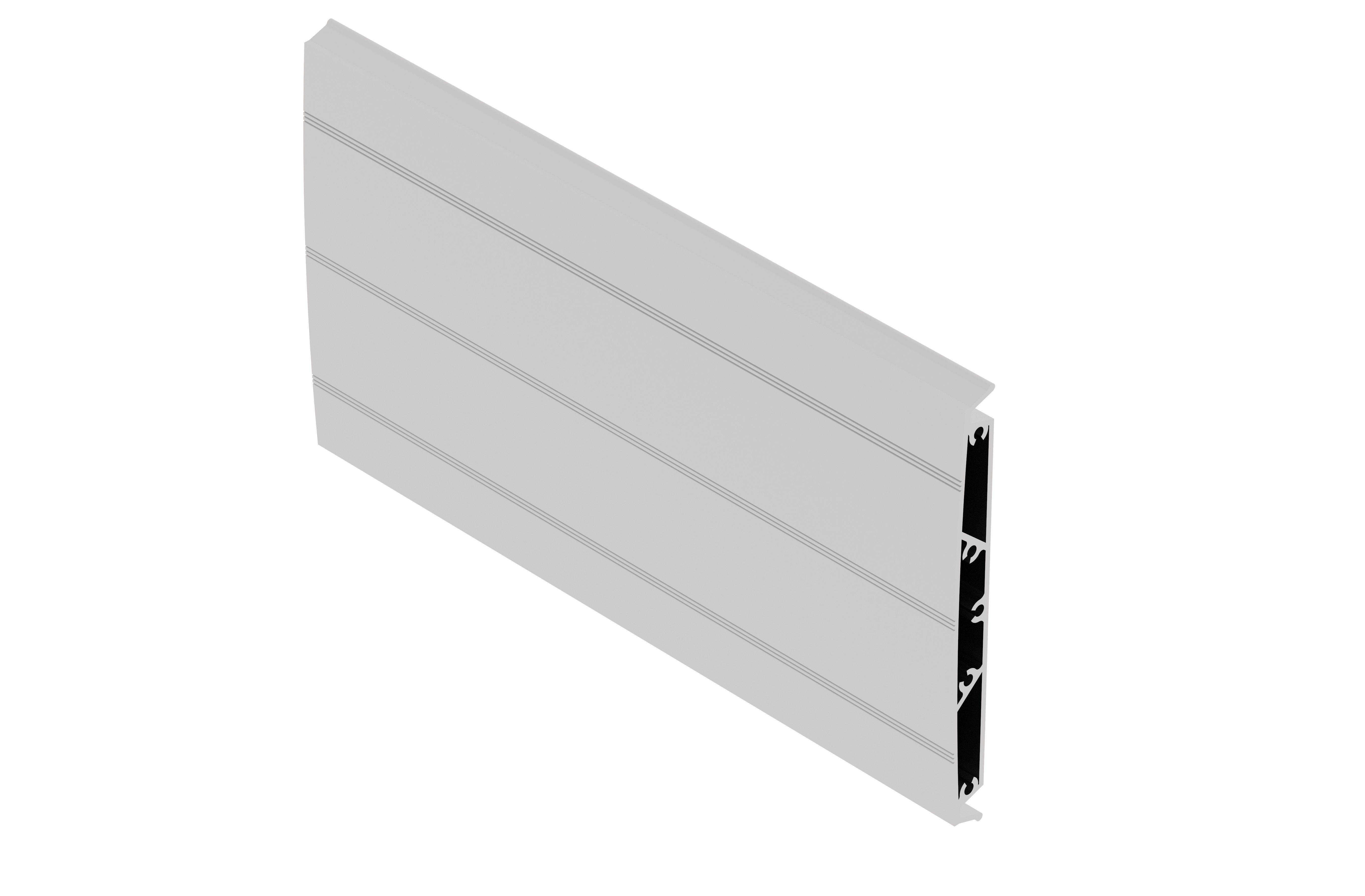Sign Frame Aluminium Composite Panel Extrusion (120 x 3600mm)