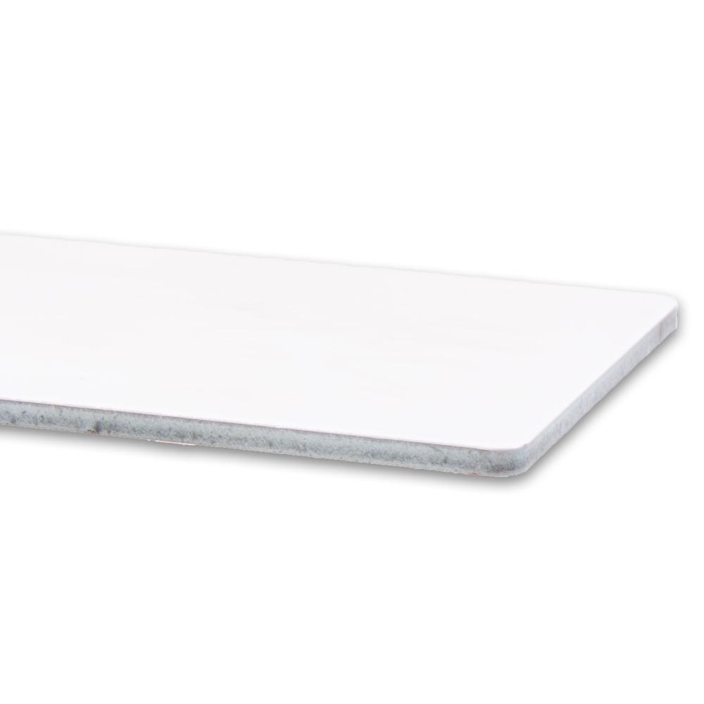 Aluminium Composite Panel (3000x1500x3mm - White)