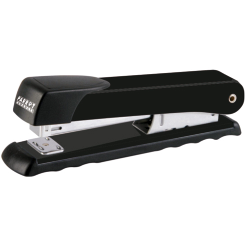 Desktop Large Steel Stapler 210*(24/6 26/6) Black 20 Pages
