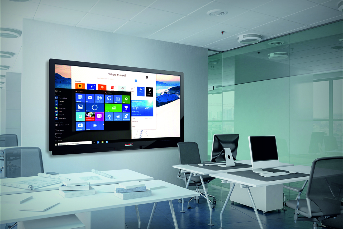 Interactive Touch LED Panel 86