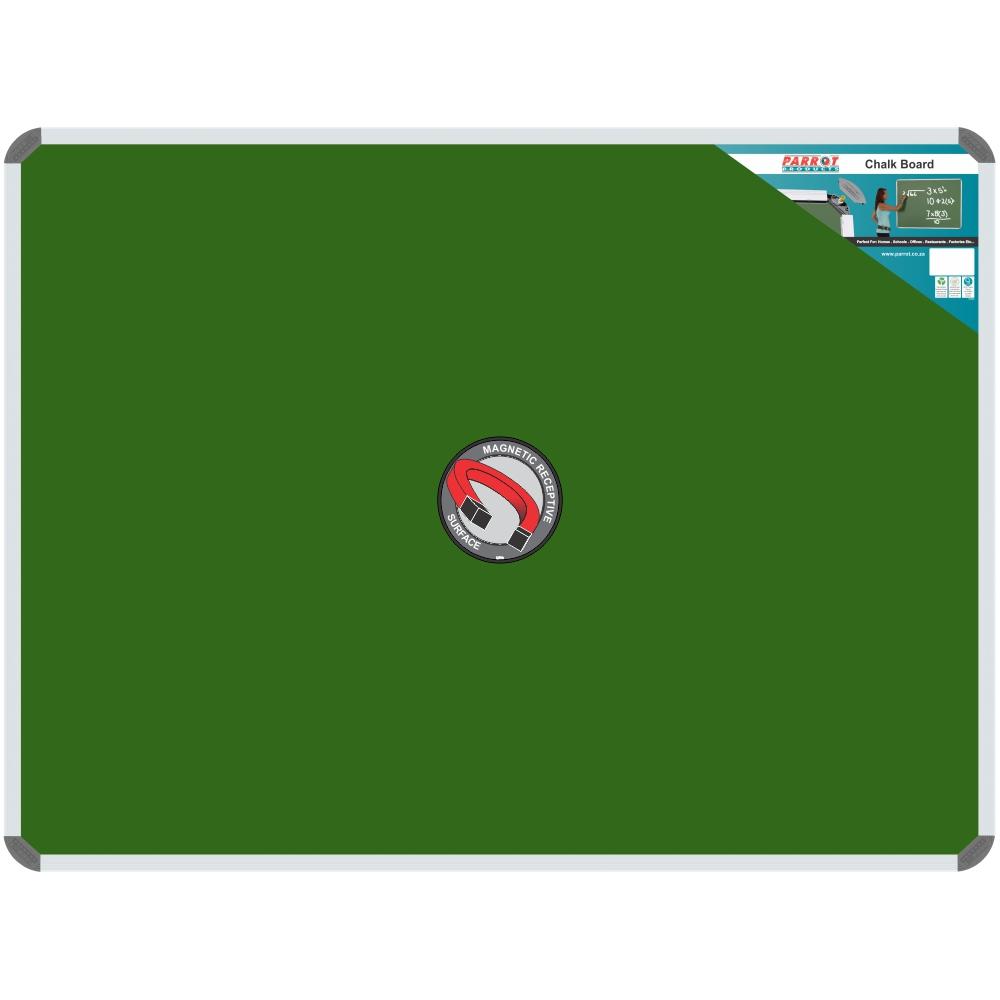 Magnetic Chalk Board (1500*900mm)