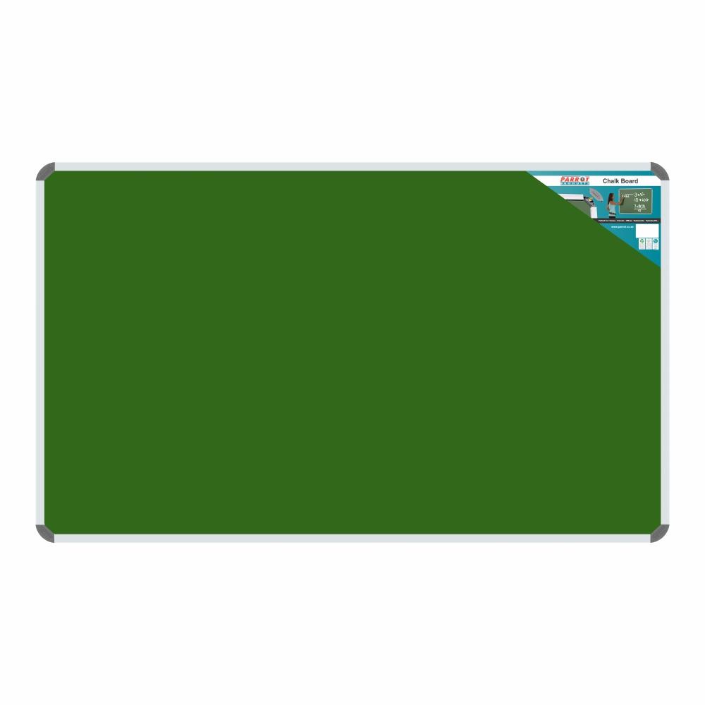 Chalk Board Non-Magnetic (Aluminium Frame - 1500*900mm)