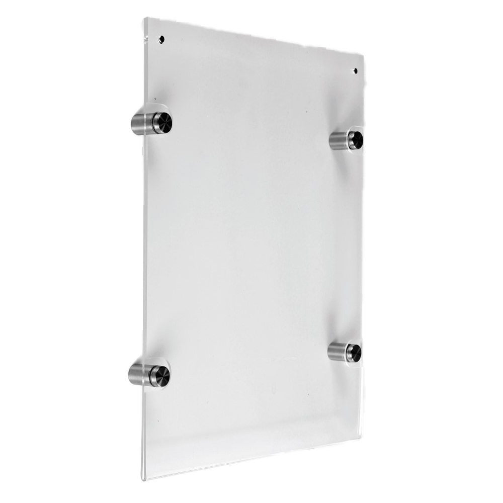 A4 Acrylic Wall Mounted Certificate Holder