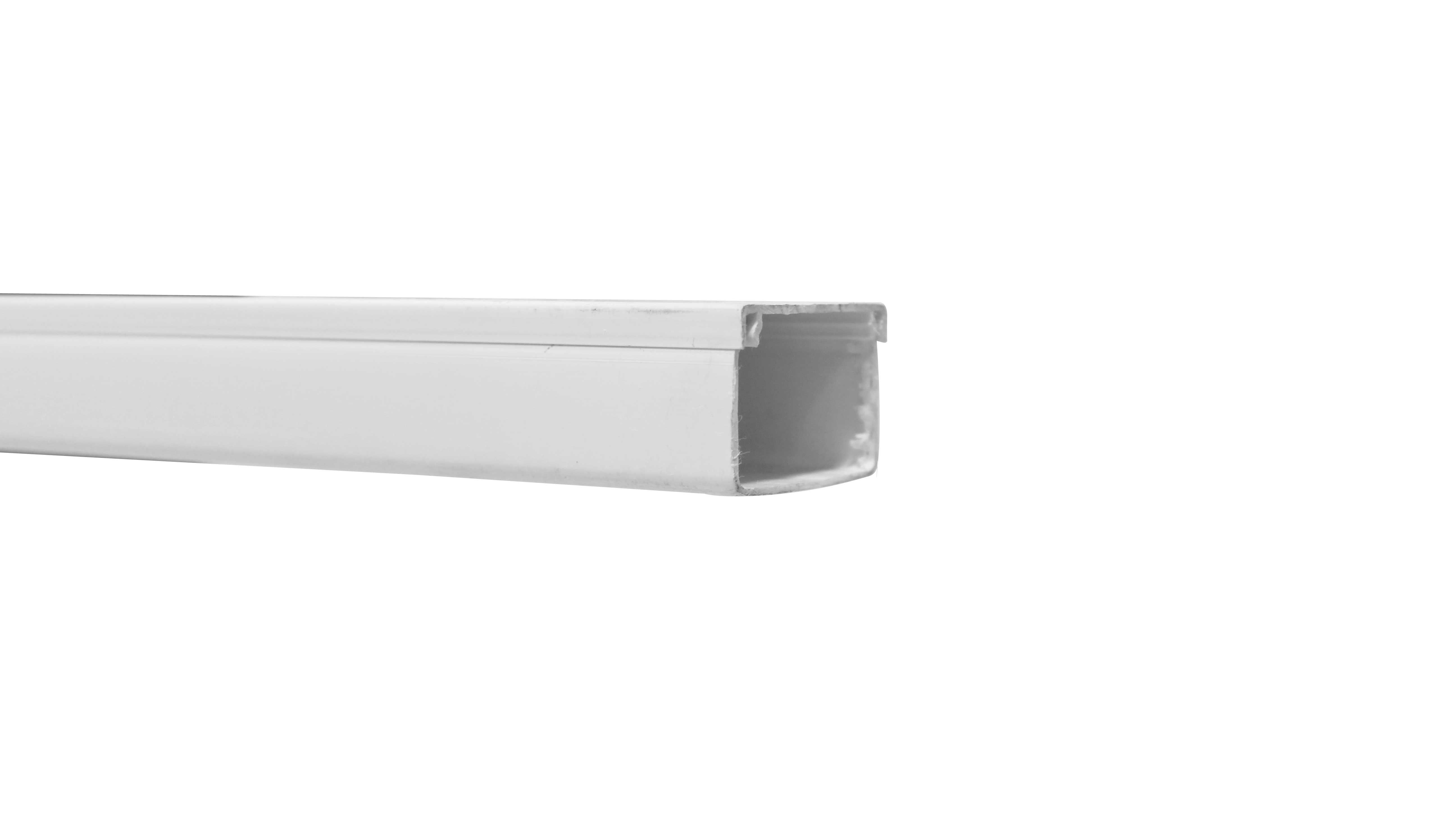 Trunking 40 X 25mm White 3000mm