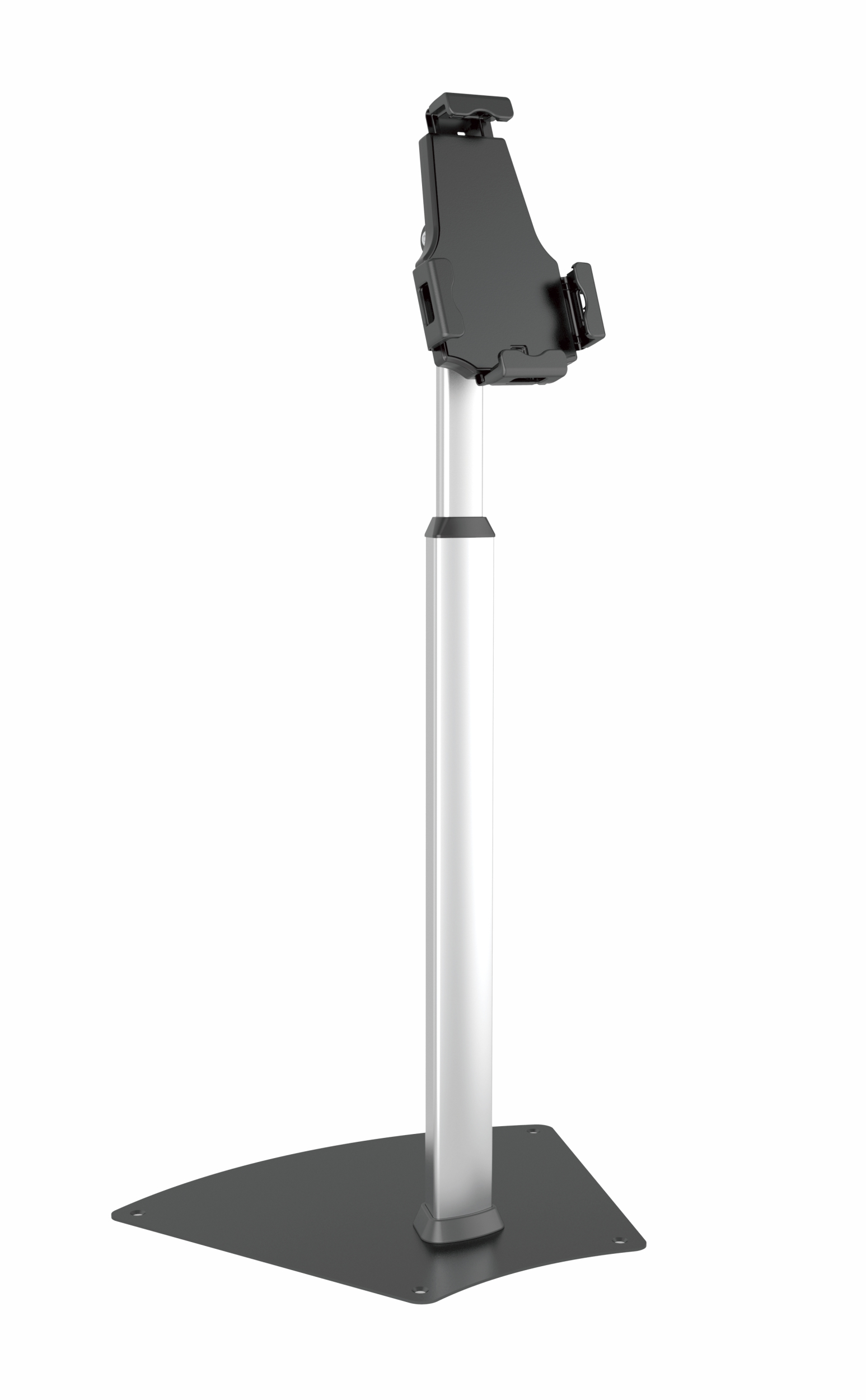 """Universal 10.1"""" Tablet Secured Stand With Bracket"""