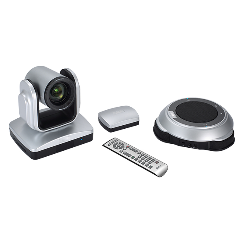 AVER VC520 USB Conferencing Camera Set (Speakerphone, Camera and Remote Control)