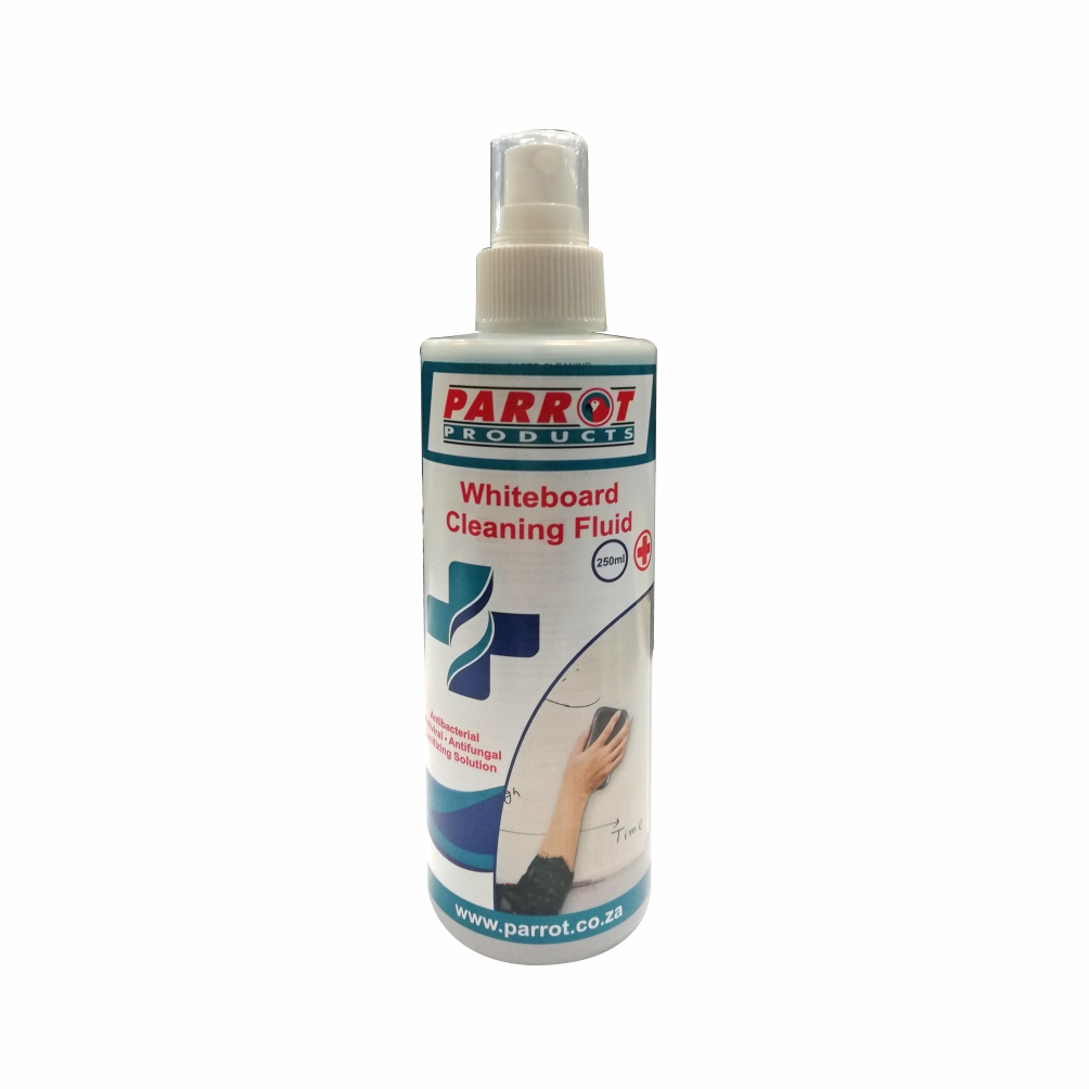 Whiteboard Cleaning Fluid (237ml - Carded)