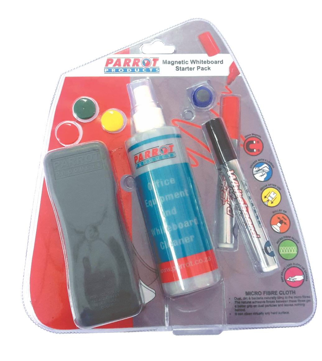 Starter Pack Whiteboard Magnetic