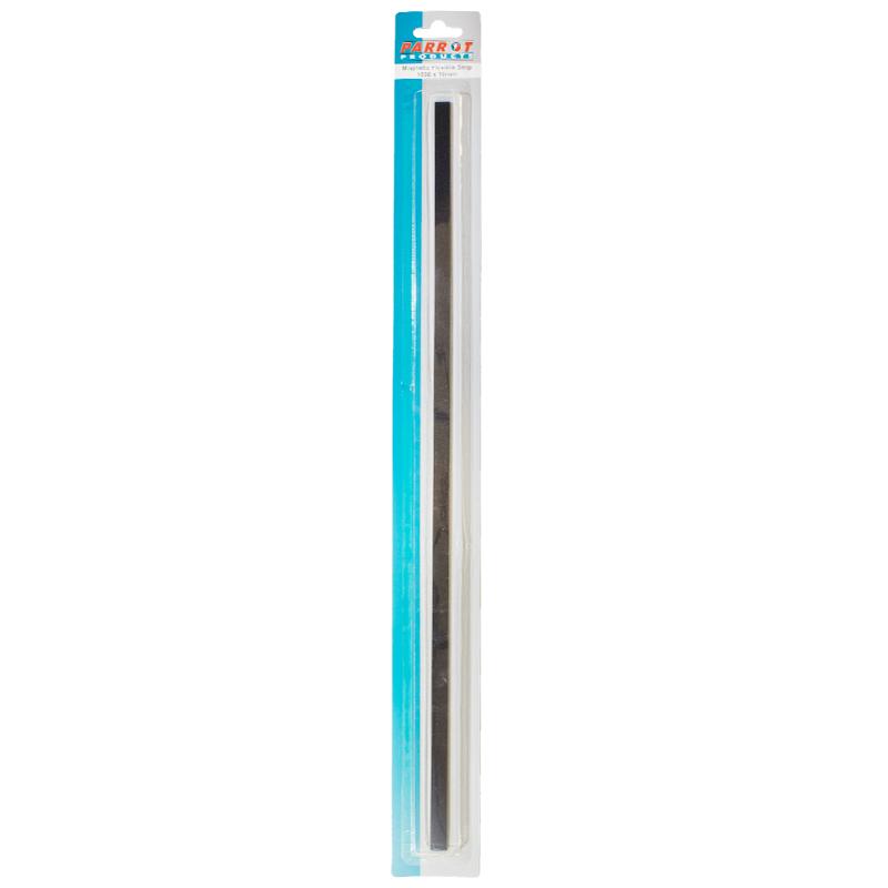 Magnetic Flexible Strip (1000*10mm, Black)