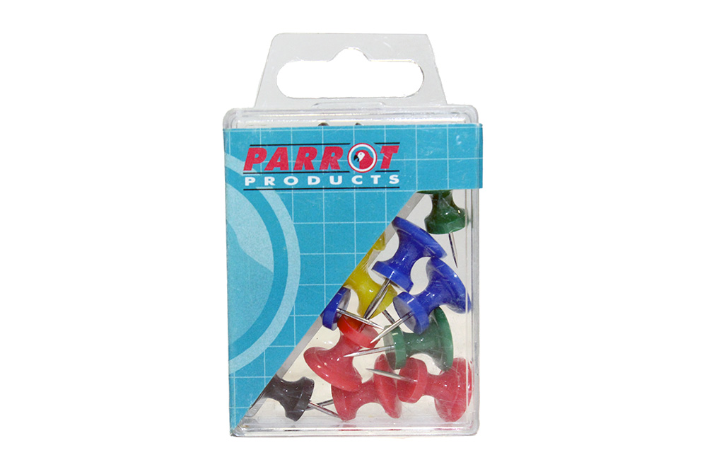 Giant Push Pins (Boxed 15 Assorted)