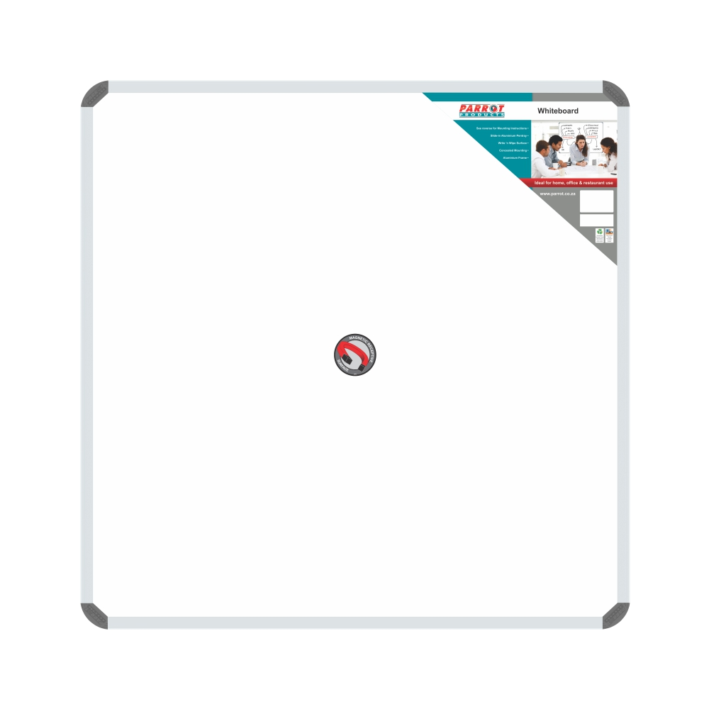 Whiteboard 1000*1000mm (Magnetic)