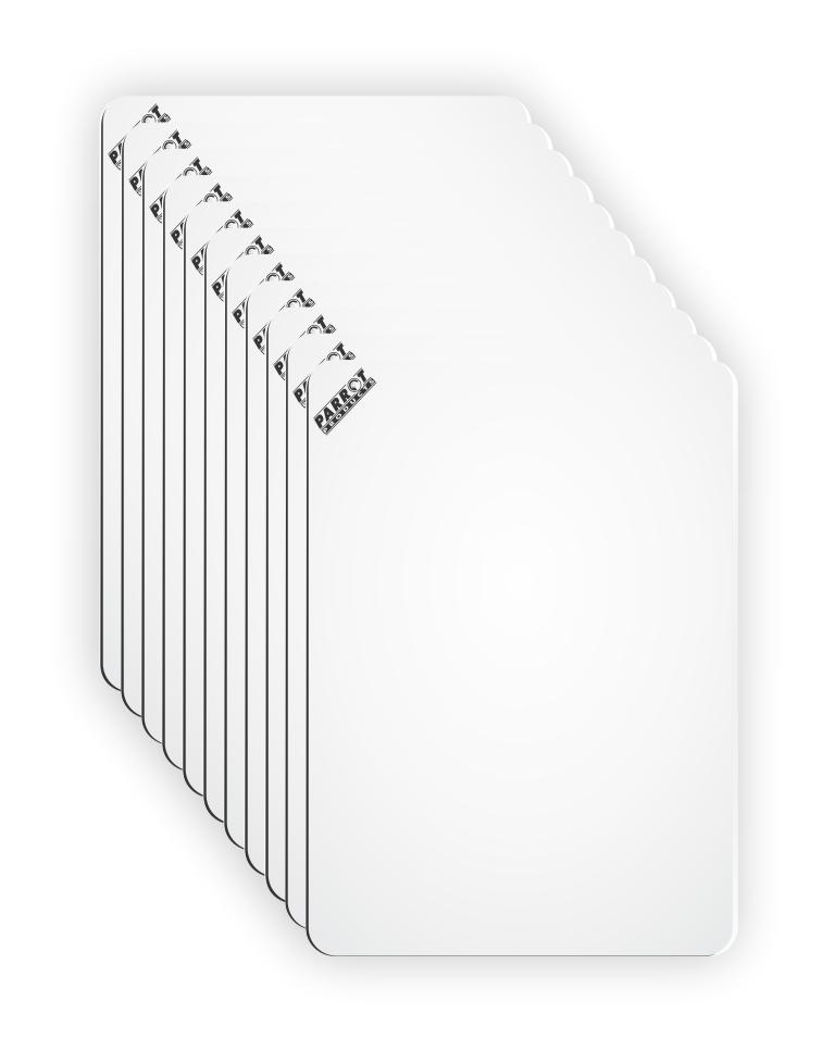 Writing Slate Markerboard (297*210mm, Tens)