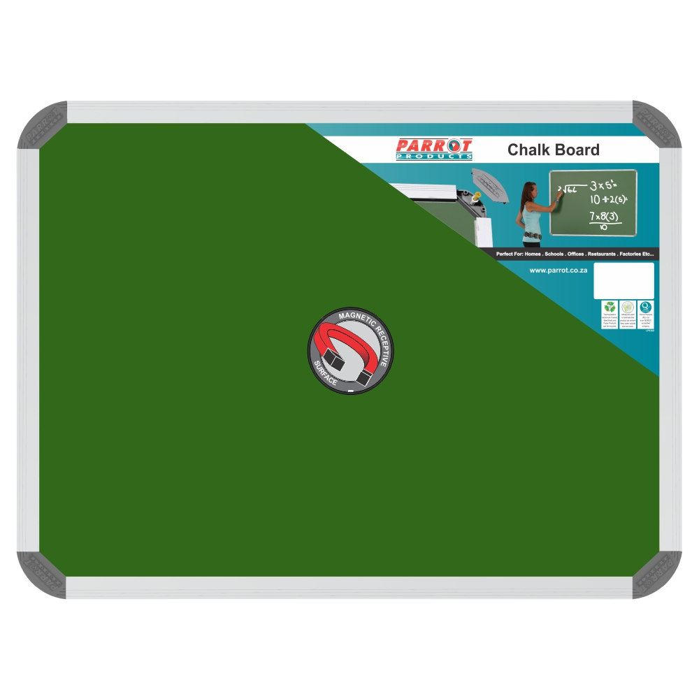 Magnetic Chalk Board (600*450mm)