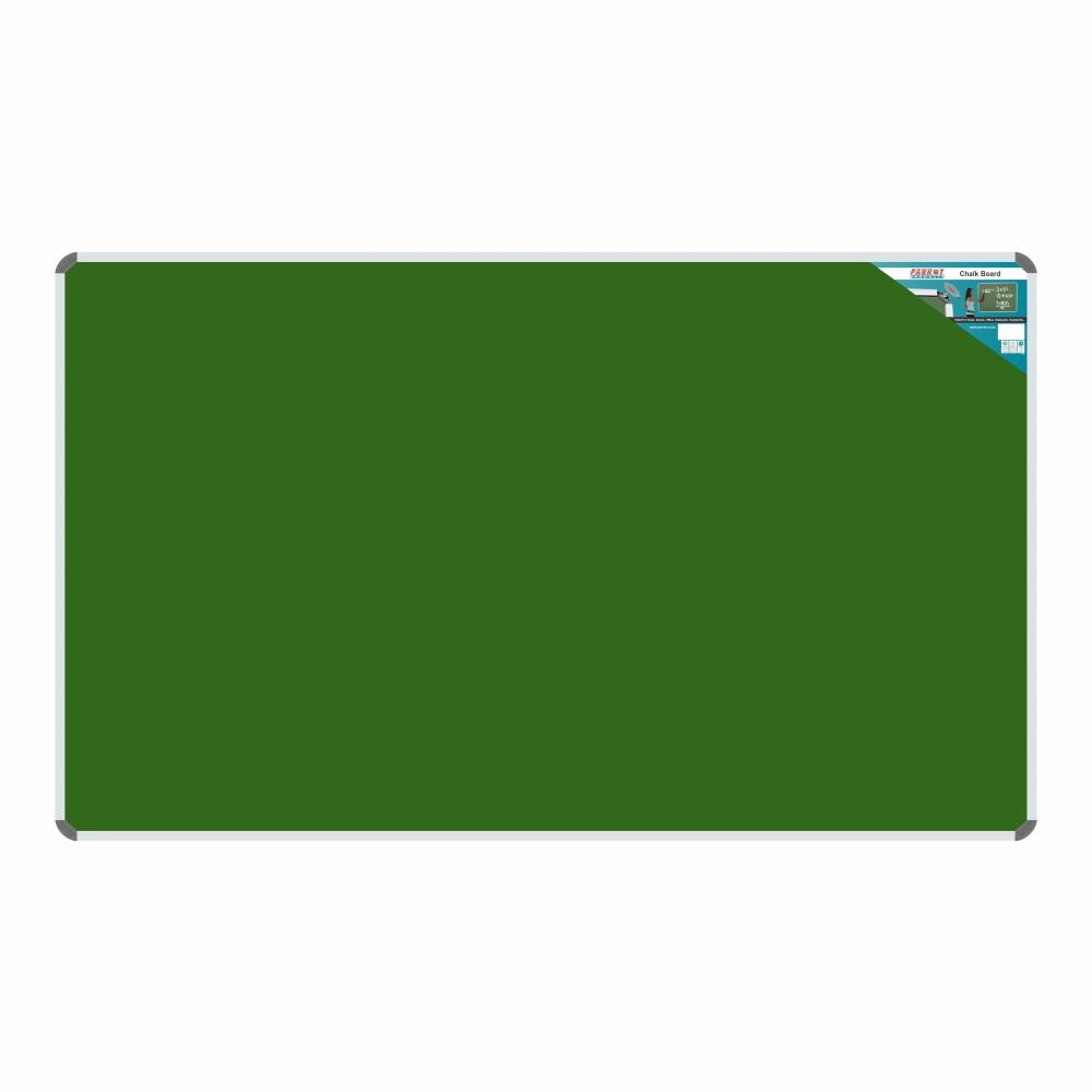 Chalk Board Non-Magnetic (Aluminium Frame - 2000*1200mm)