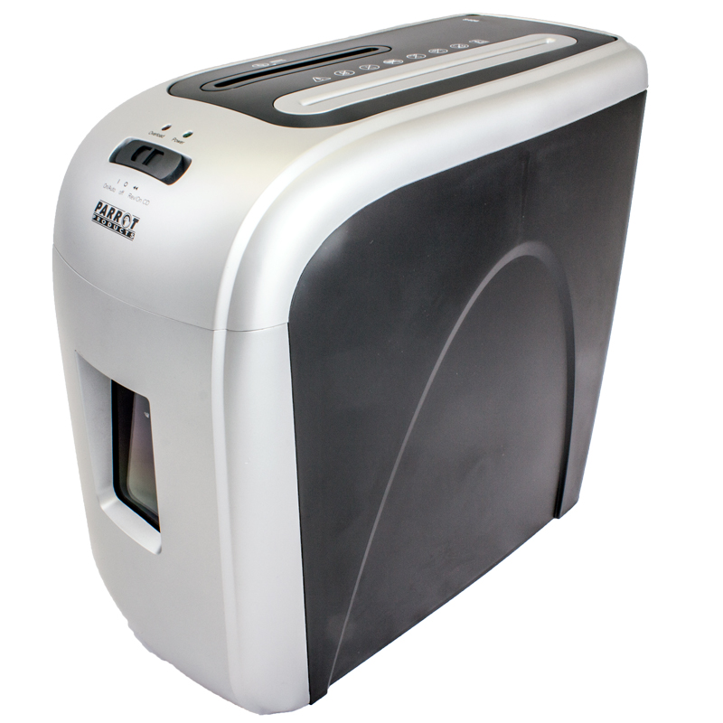 Paper Shredder (12 Sheets, 5*38mm, Cross Cut - Medium Security)