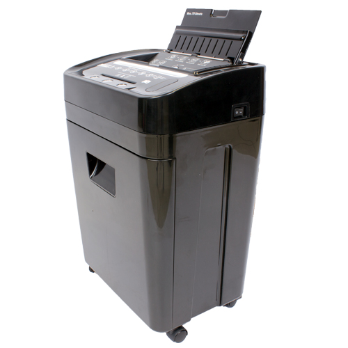 Paper Shredder (75 Sheets, 3*9mm, Micro Cut - High Security)