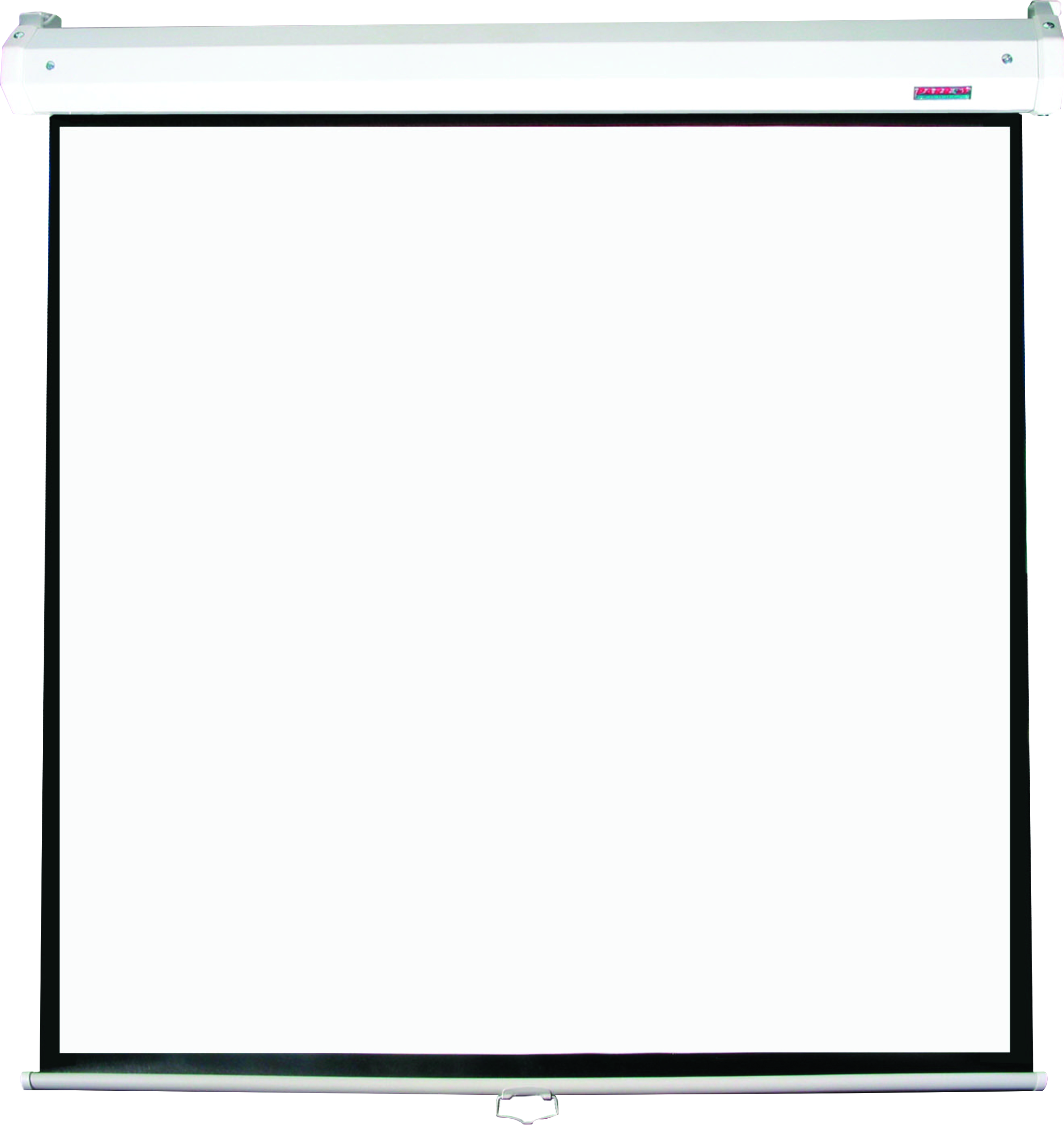 Electric Projector Screen 1830*1830mm (View: 1780*1780mm, 1:1)