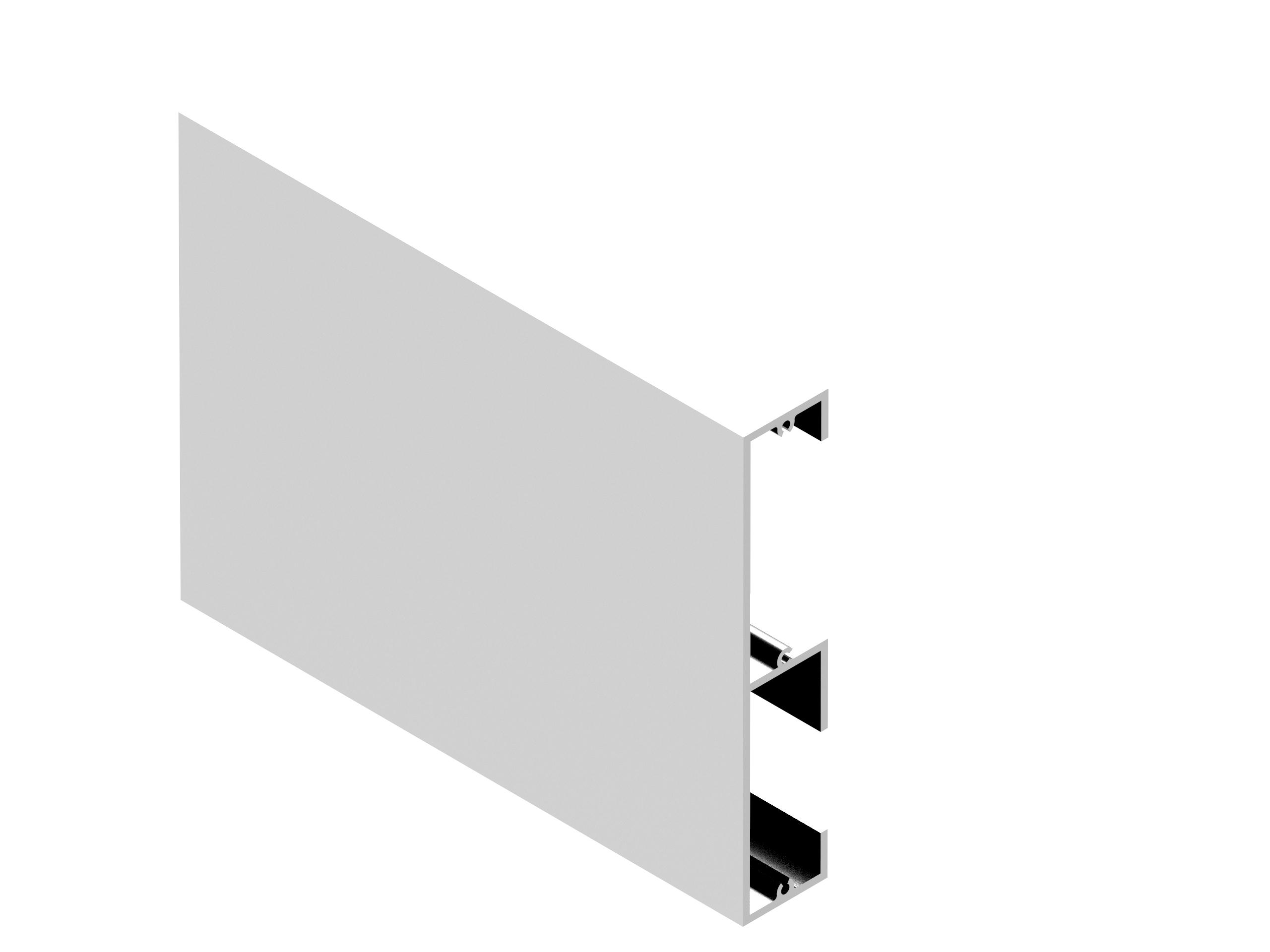 Sign Frame Aluminium Extrusion Modular Centre (3600mm)