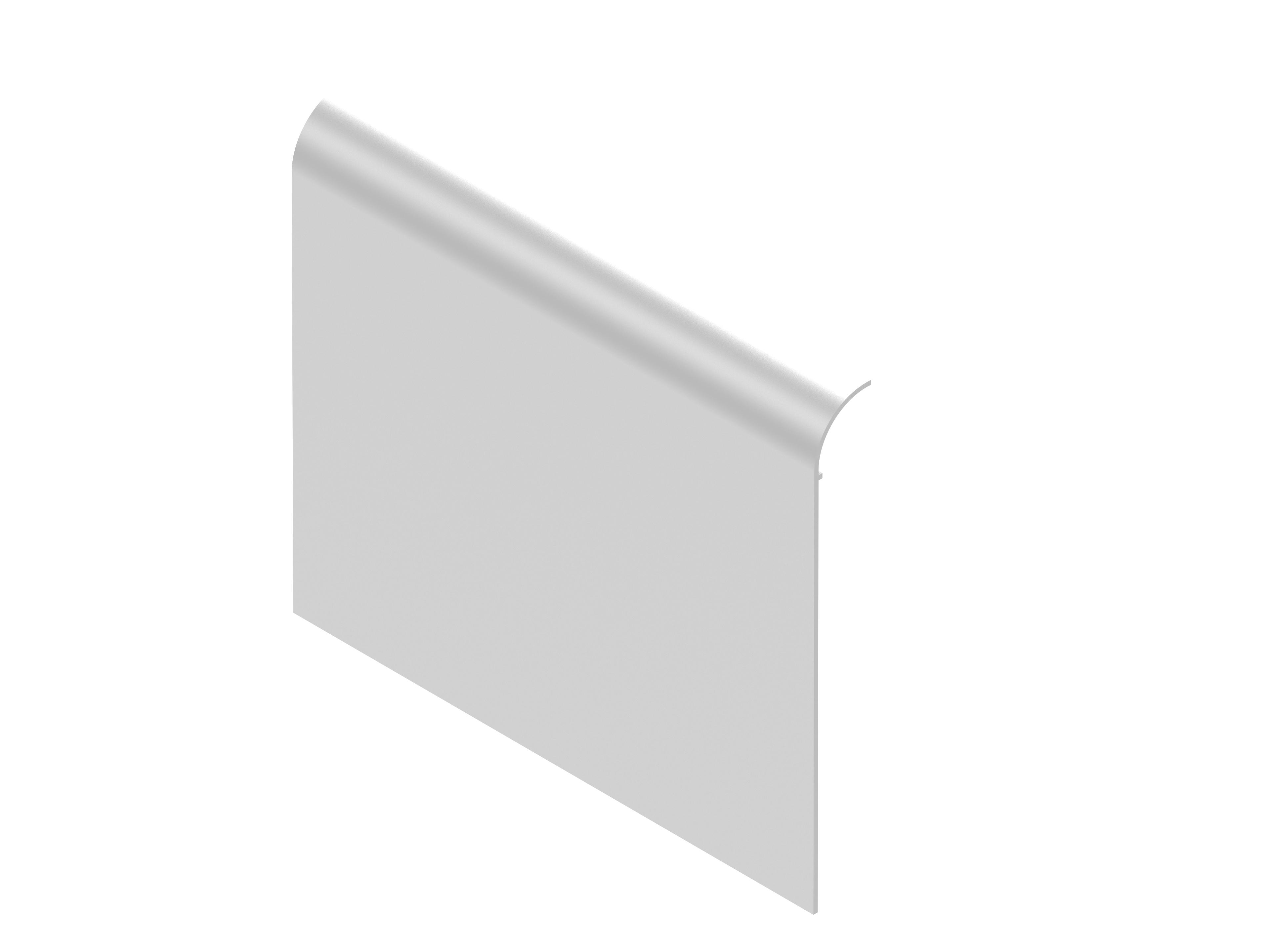 Sign Frame Aluminium Extrusion Modular Sign Header (3600mm)