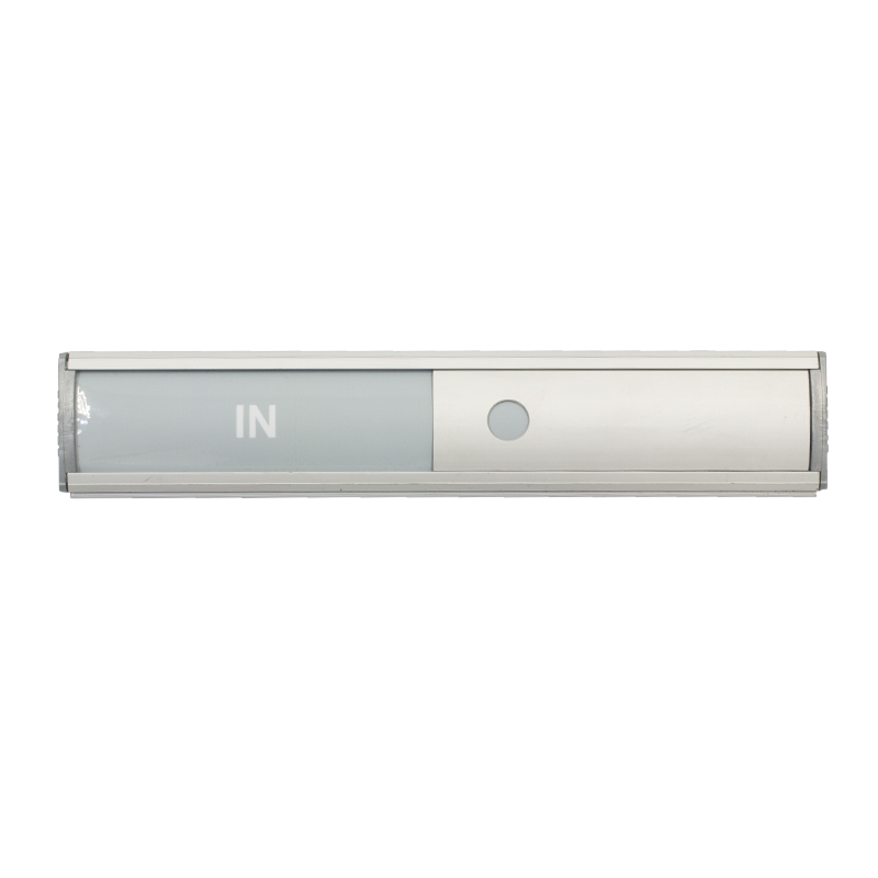 Sign Frame (50*280mm, IN/OUT Slide, Retail Pack)