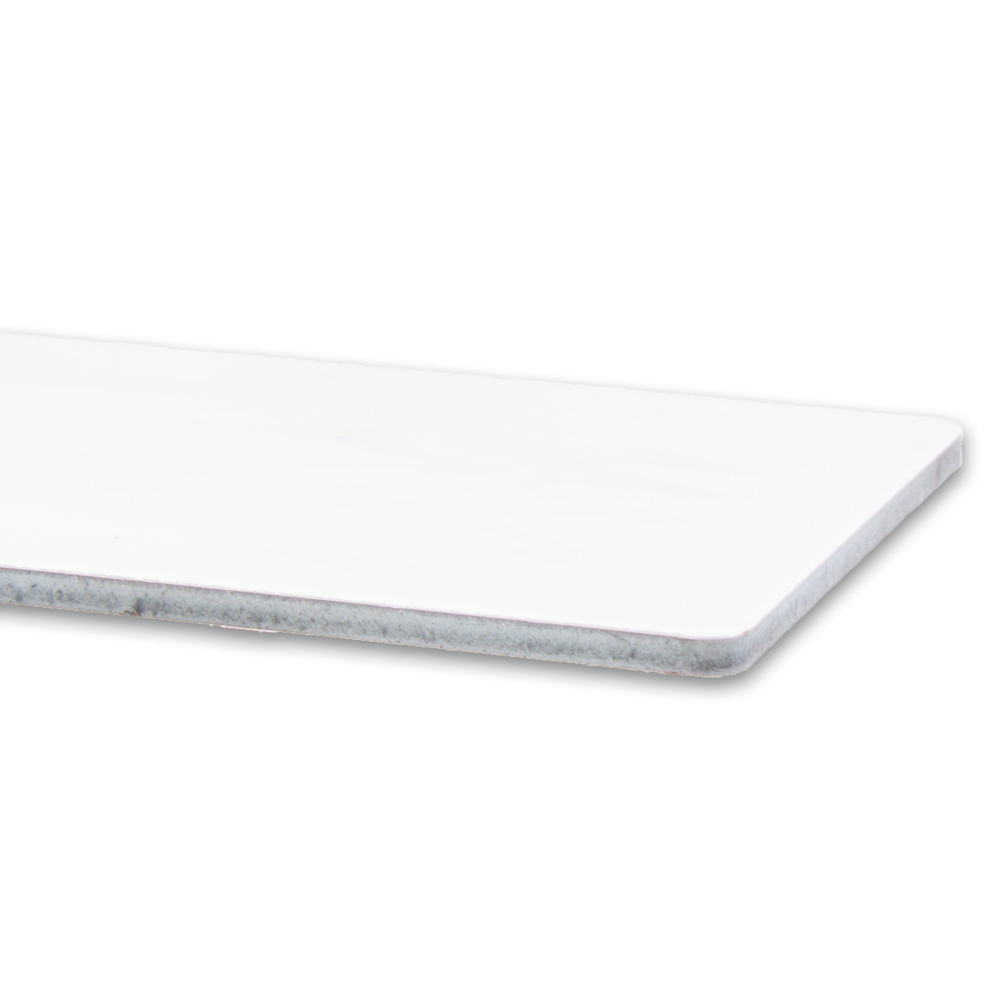 Aluminium Composite Panel (3000x1500x3mm - White)