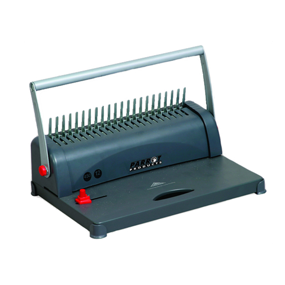 Comb Binding Machine (450 Sheets - 20mm)