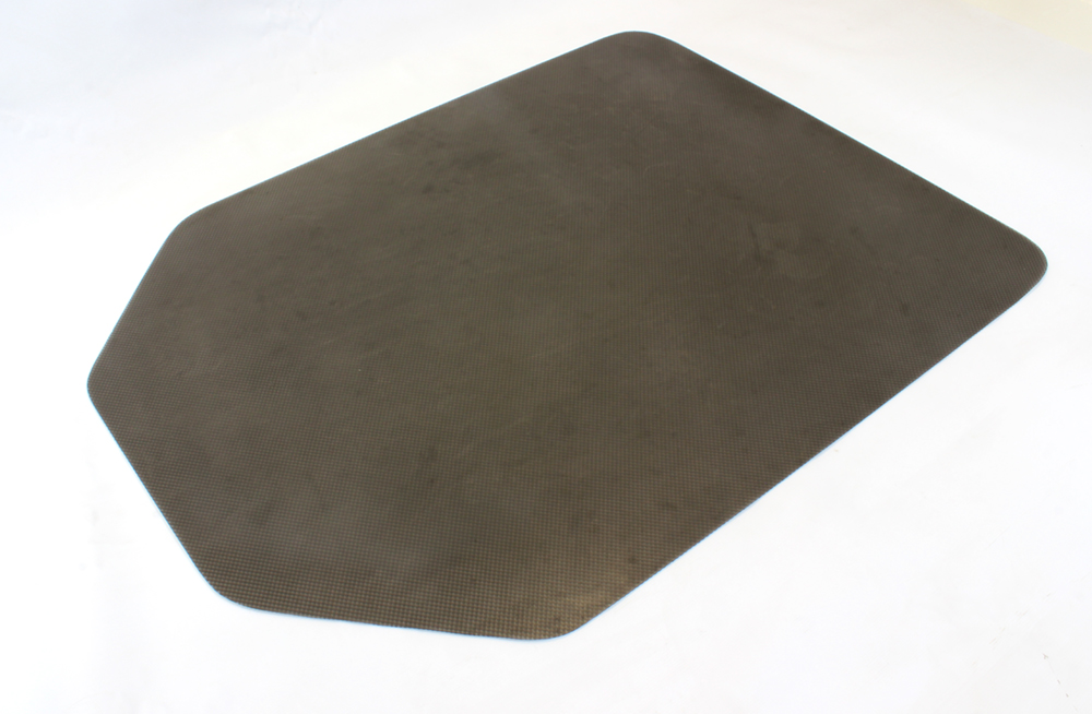 Non-Slip Tapered Rectangle Carpet Protector (1200x900x2.75mm)