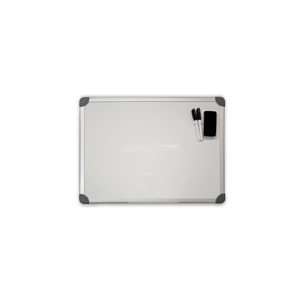 Contract Magnetic Whiteboard 600 x 450mm