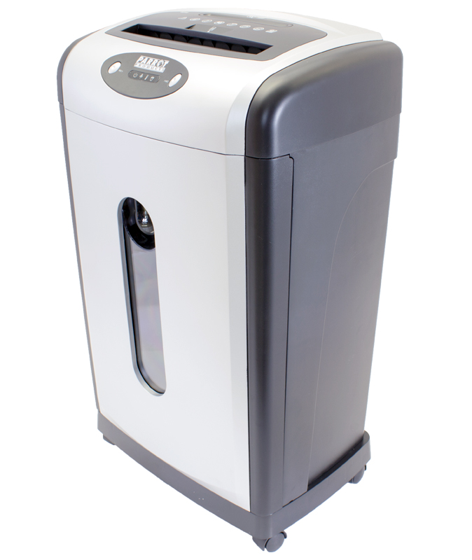Paper Shredder (16 Sheets - 3.9*44mm - Cross Cut - Medium Security)