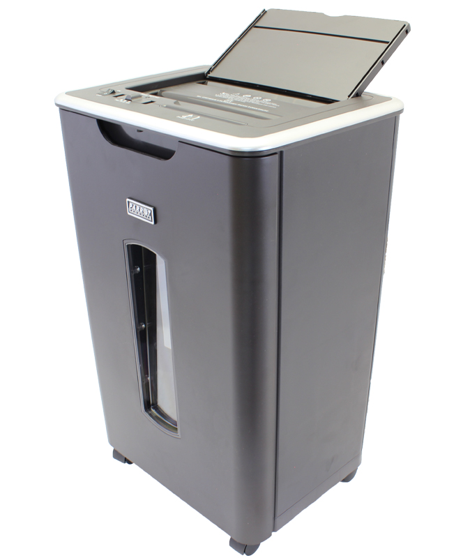 Paper Shredder (60 Sheets - 4*30mm - Auto Feed - Cross Cut - Medium Security)