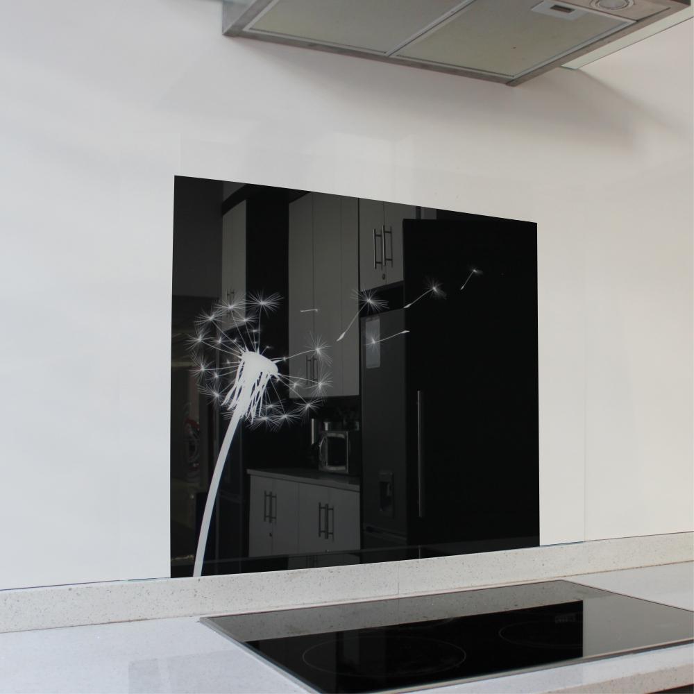 Dandelion Hob Splashback (598 x 650 x 6mm)